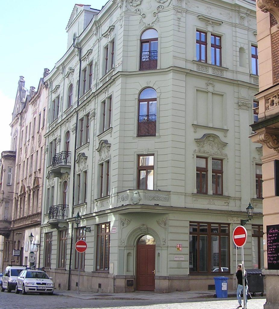 Foto budovy KSZ