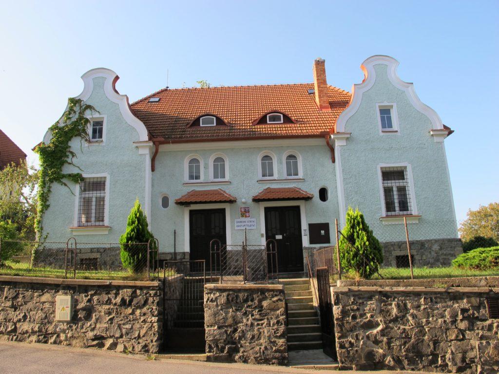 Photo of District Public Prosecutor's Office in Český Krumlov