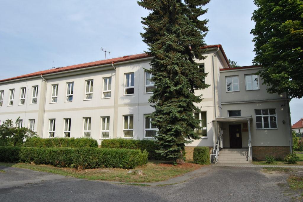 Fotografie budovy Okresního státního zastupitelství v České Lípě