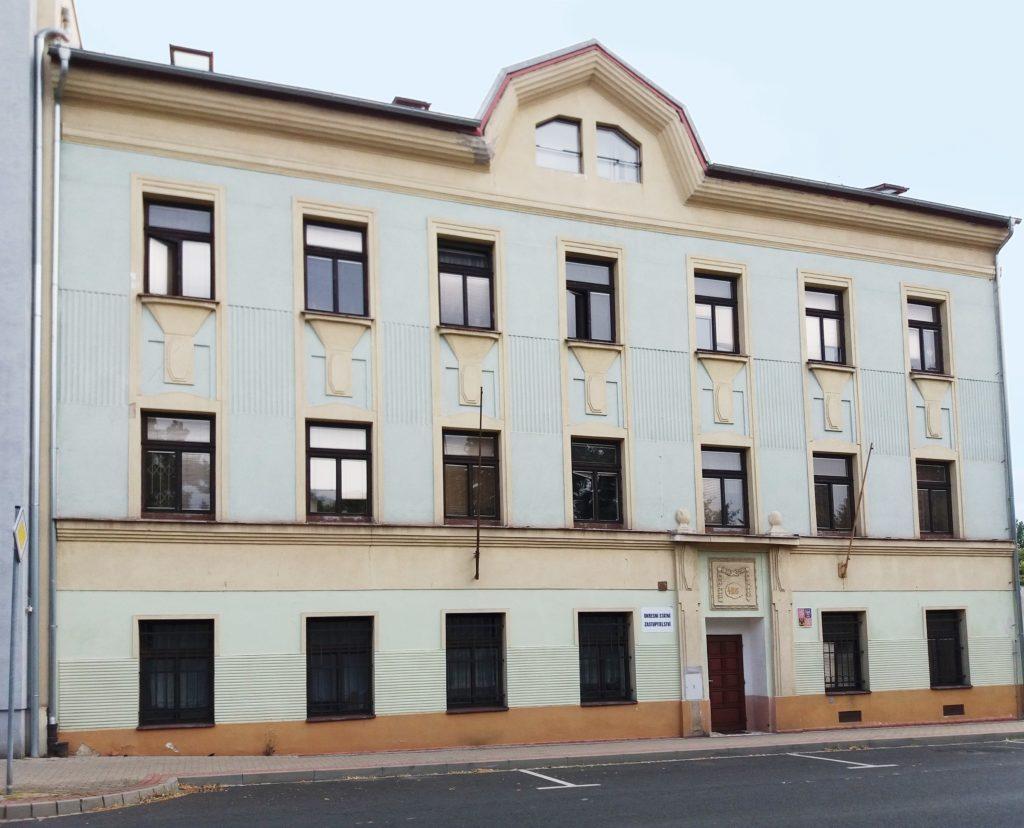 Budova Okresního státního zastupitelství v Chomutově