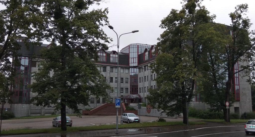 Fotografie budovy Okresního státního zastupitelství ve Frýdku - Místku