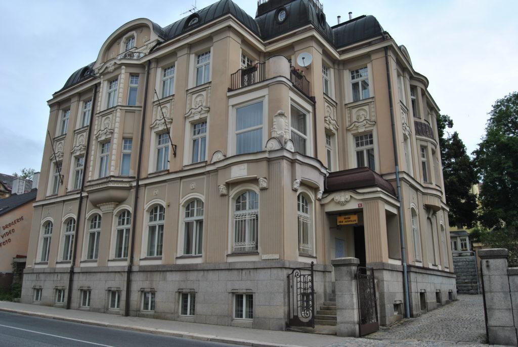 Budova Okresního státního zastupitelství v Jablonci nad Nisou