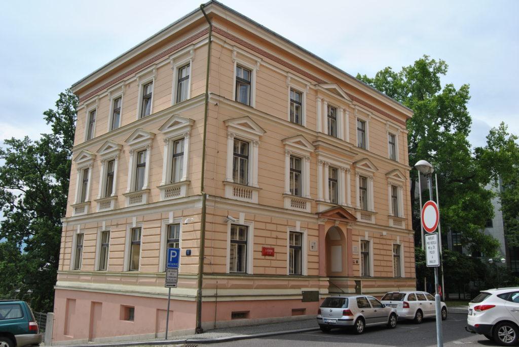 Budova Okresního státního zastupitelství v Liberci