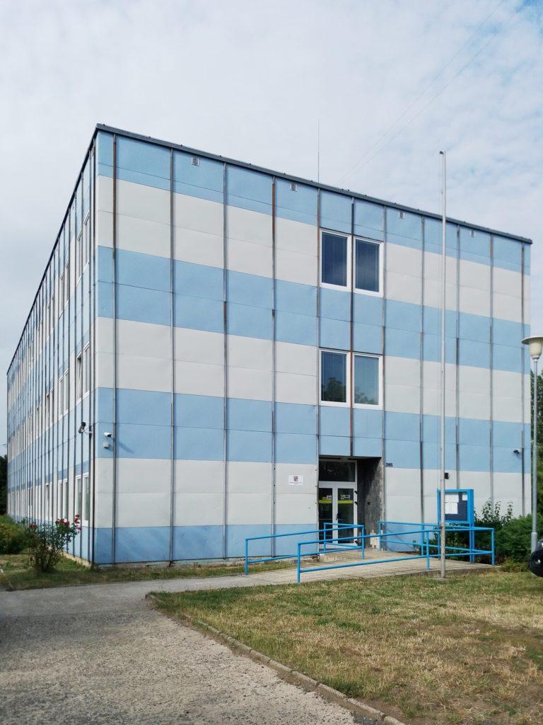 Budova Okresního státního zastupitelství v Mostě