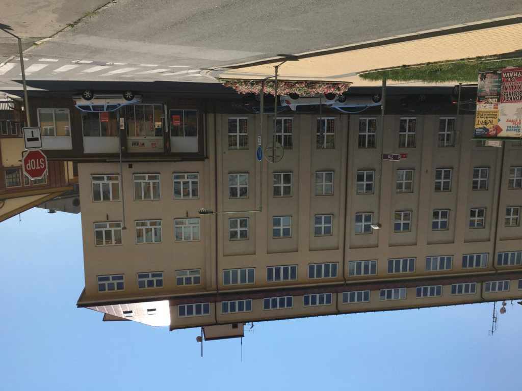 Photo of the District Public Prosecutor's Office building in Pardubice