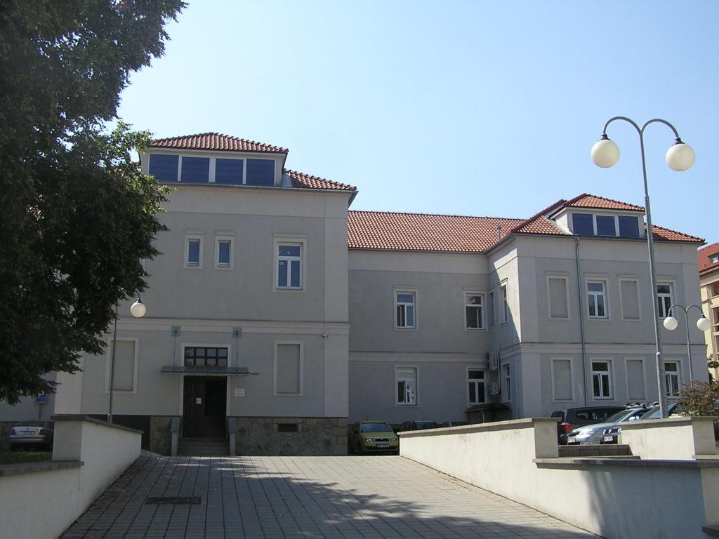 Budova okresního státního zastupitelství Plzeň-sever
