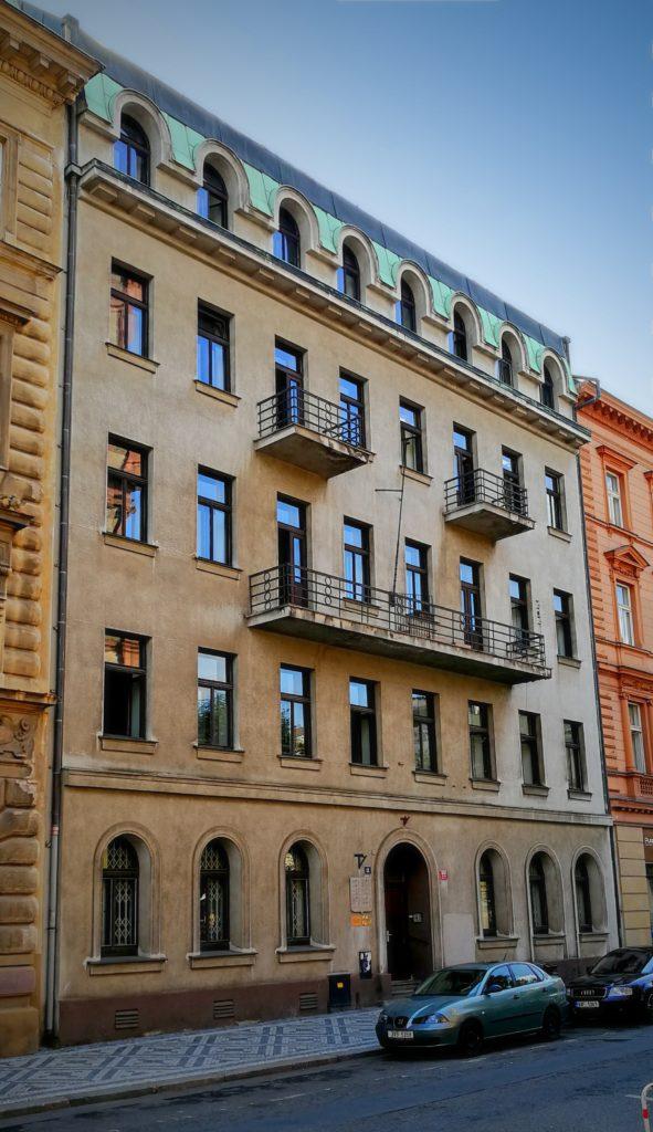 District Public Prosecutor's Office Praha 5