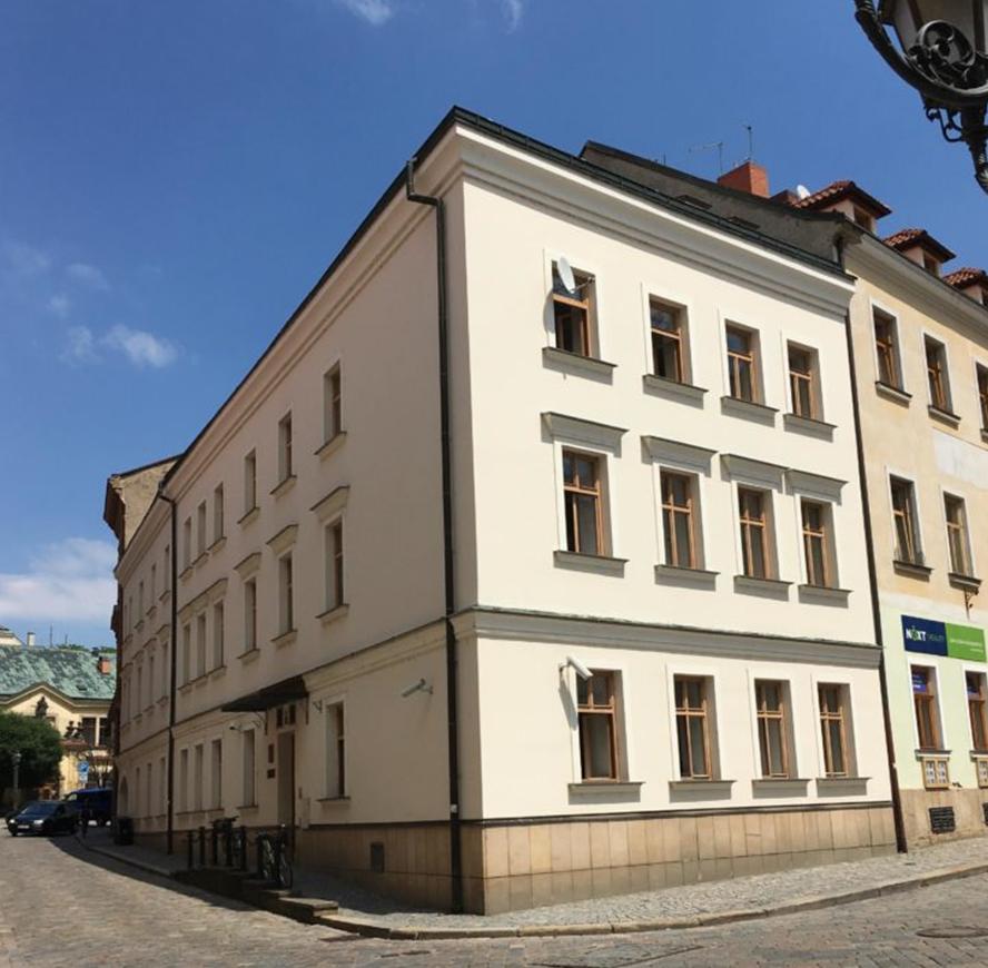 Budova Krajského státního zastupitelství v  Hradci Králové