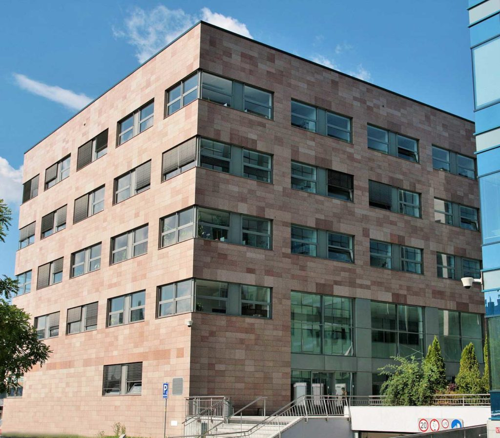 Budova Okresního státního zastupitelství Brno-venkov