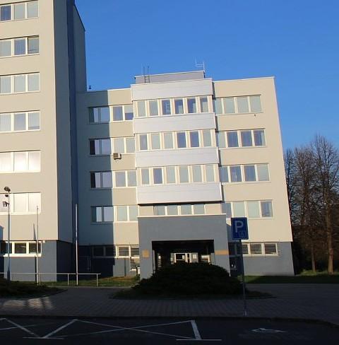 Fotografie budovy Okresního státního zastupitelství v Uherském Hradišti