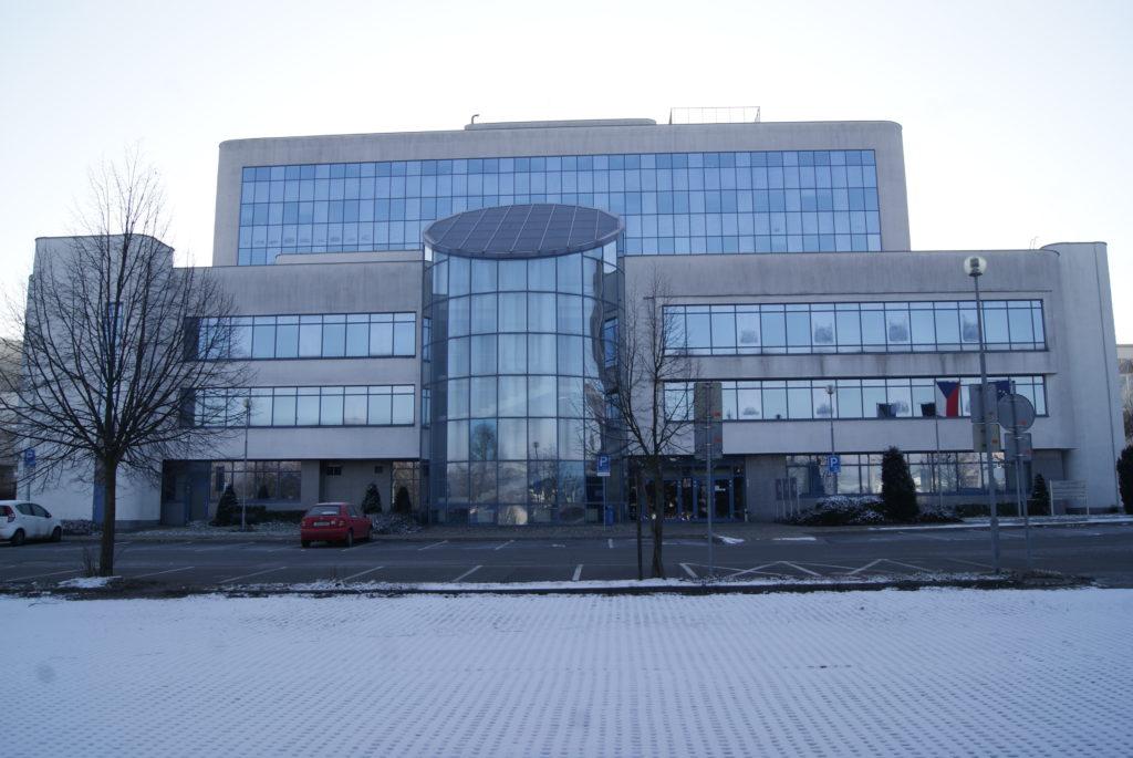 Fotografie budovy Okresního státního zastupitelství ve Zlíně