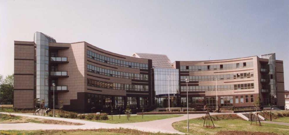 Fotografie budovy Okresního státního zastupitelství ve Žďáru nad Sázavou