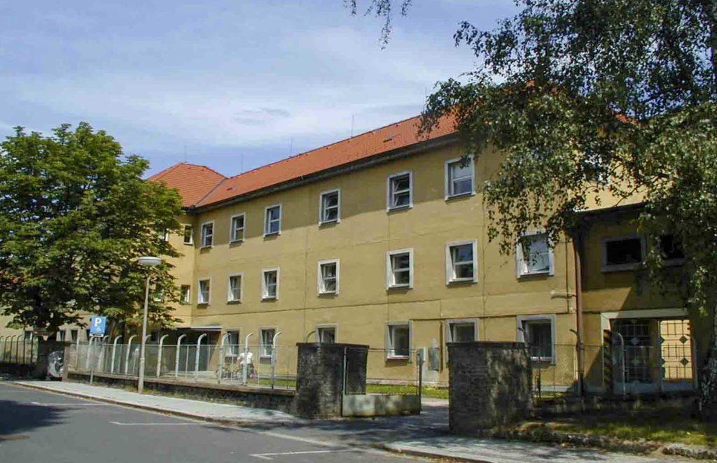 Budova okresního státního zastupitelství ve Strakonicích