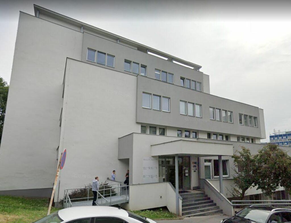 Budova Okresního státního zastupitelství v Ústí nad Labem