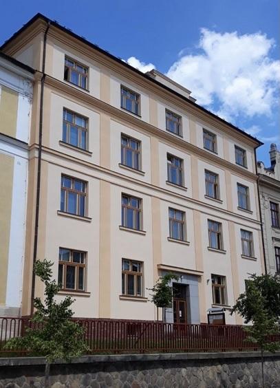 Fotografie budovy Okresního státního zastupitelství v Havlíčkově Brodě