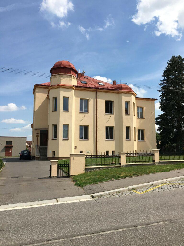 Budova Okresního státního zastupitelství v Chrudimi