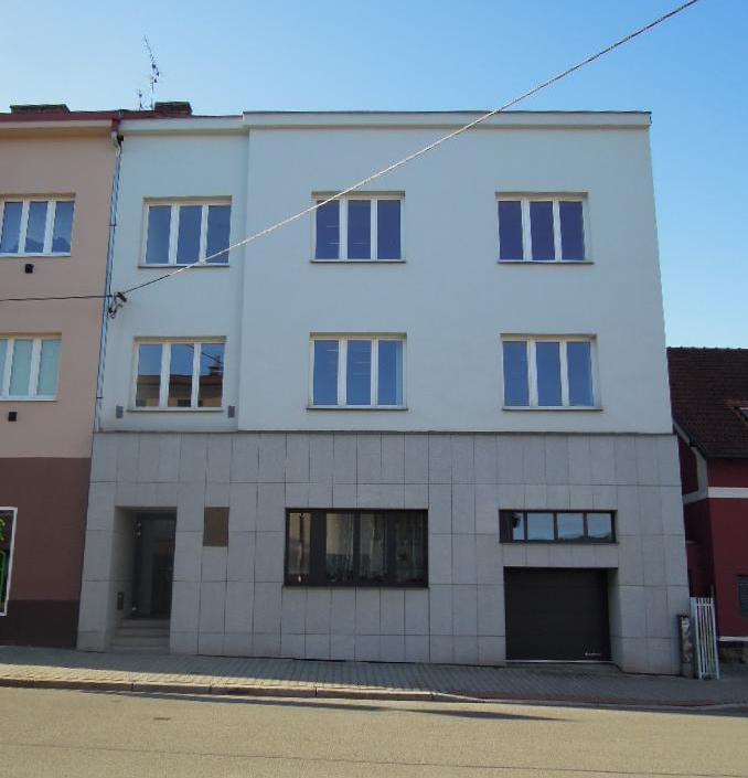 Fotografie budovy Okresního státního zastupitelství v Ústí nad Orlicí
