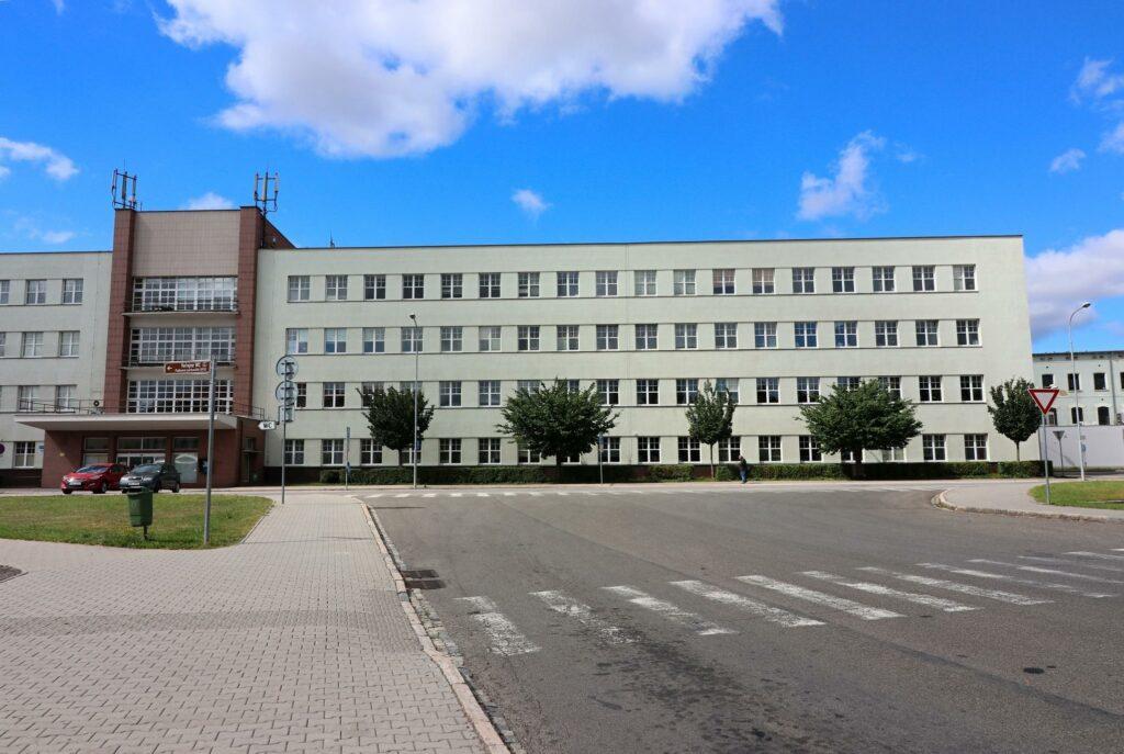 Fotografie budovy OSZ